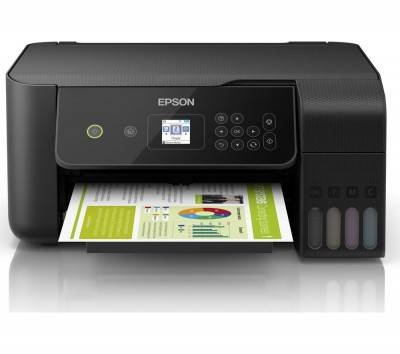Save £31 at Currys on EPSON EcoTank ET-2720 All-in-One Wireless Inkjet Printer