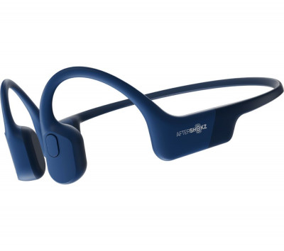 Save £30 at Currys on AFTERSHOKZ Aeropex Wireless Bluetooth Headphones - Blue, Blue