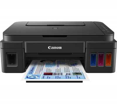 Save £20 at Currys on CANON PIXMA G3501 All-in-One Wireless Inkjet Printer, Black