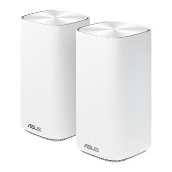 Save £30 at Scan on ASUS CD6 ZenWiFi AC Mini System - 2 Pack