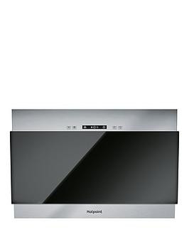 Save £20 at Very on Hotpoint Phvp6.4Falk/1 60Cm Wide Vertical Glass Cooker Hood - Black