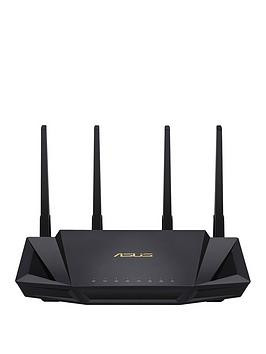 Save £41 at Very on Asus Asus Rt-Ax58U Wifi 6 Ax3000 Dual-Band Mesh Gigabit Router