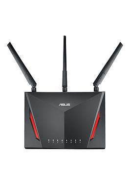 Save £41 at Very on Asus Rt-Ac86U Ac2900 Ai Mesh Gigabit Router