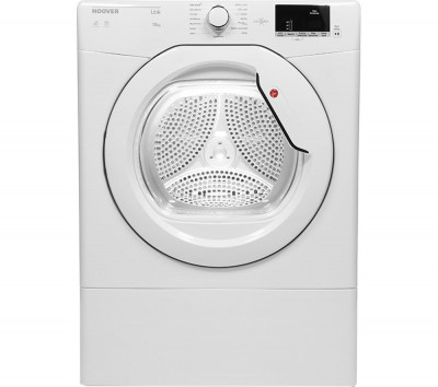 Save £30 at Currys on HOOVER Link HLV10DG NFC 10 kg Vented Tumble Dryer - White, White