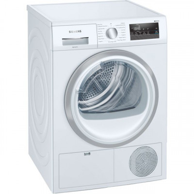 Save £70 at AO on Siemens IQ-300 WT45N202GB 8Kg Condenser Tumble Dryer - White - B Rated