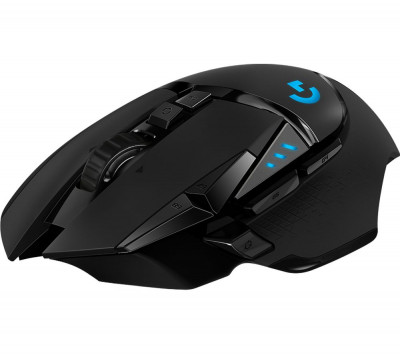 Save £25 at Currys on LOGITECH G502 LIGHTSPEED Wireless Optical Gaming Mouse