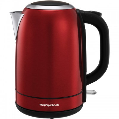 Save £4 at AO on Morphy Richards Equip 102782 Kettle - Red