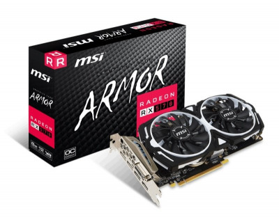 Save £41 at Ebuyer on MSI Radeon RX 570 ARMOR 8GB OC GDDR5 Graphics Card