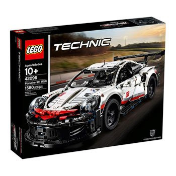 Save £31 at Scan on Lego 42096 Technic Porsche 911 RSR Exclusive Collection