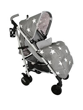 Save £26 at Very on My Babiie Billie Faiers Mb51 Grey Stars Stroller