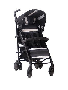 Save £25 at Very on My Babiie Am To Pm Mb51 Charcoal Stripes Stroller