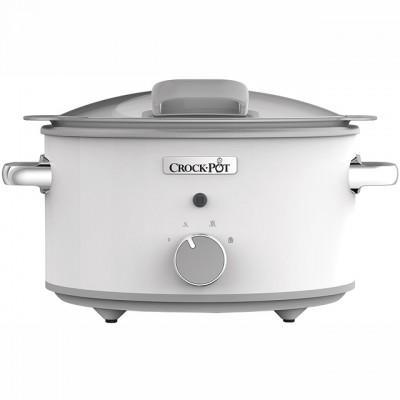 Save £11 at AO on Crockpot CSC038 4.5 Litre Slow Cooker - White