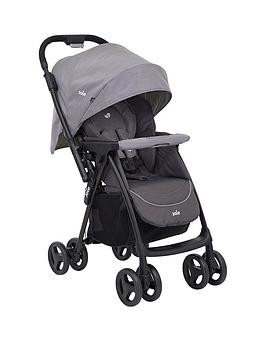 Save £21 at Very on Joie Mirus Scenic Stroller - Dark Pewter