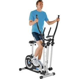Save £40 at Argos on Roger Black 2 in 1 Manual Exercise Bike and Cross Trainer