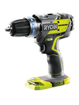Save £10 at Very on Ryobi R18Pdbl-0 18V One+ Cordless Brushless Combi Drill (Bare Tool)