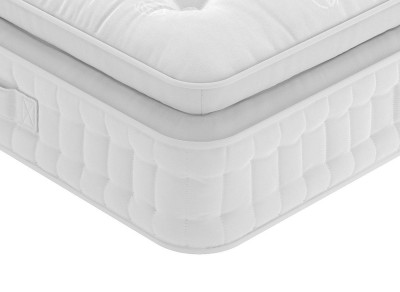 Save £480 at Dreams on Flaxby Nature's Finest 9900 SK Mattress Medium/Firm Zippe 6'0 Super king
