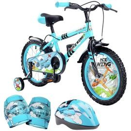 Save £30 at Argos on Pedal Pals 16 Inch Ace Wing Kids Bike and Accessories Set