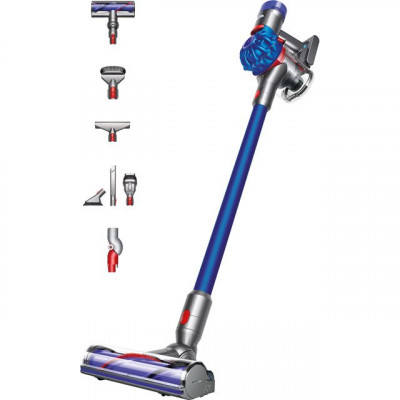 Save £75 at AO on Dyson Dyson V7 Motorhead Extra Cordless Vacuum Cleaner with up to 30 Minutes Run Time