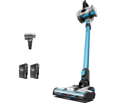 Save £80 at Currys on VAX ONEPWR Blade 3 Pet CLSV-B3DP Cordless Vacuum Cleaner – Graphite & Blue, Graphite