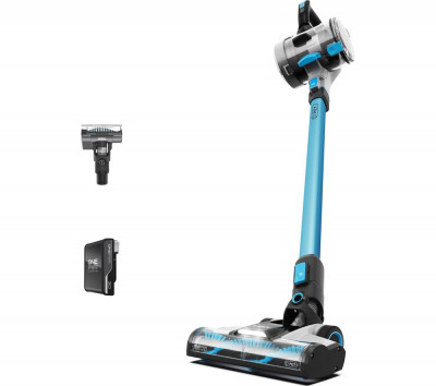 Save £50 at Currys on VAX ONEPWR Blade 3 Pet CLSV-B3KP Cordless Vacuum Cleaner – Graphite & Blue, Graphite
