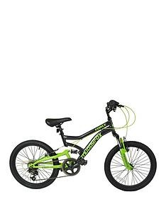 Save £20 at Very on Muddyfox Force Dual Suspension Boys Mountain Bike 20 inch Wheel