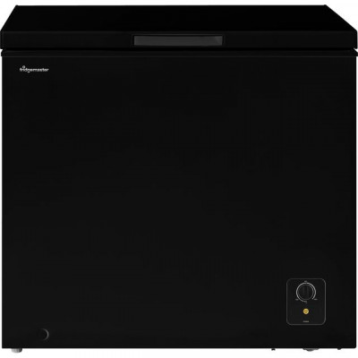 Save £20 at AO on Fridgemaster MCF198B Chest Freezer - Black - A+ Rated