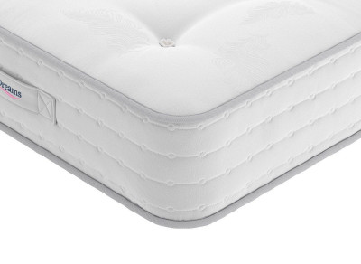 Save £50 at Dreams on Hudson Pocket Sprung Mattress - Firm 3'0 Single