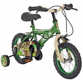Save £10 at Argos on Pedal Pals 12 Inch Jungle Jim Kids Bike