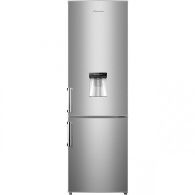 Save £40 at AO on Fridgemaster MC55264DS 70/30 Fridge Freezer - Silver - A+ Rated