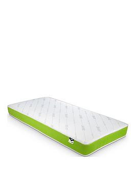 Save £10 at Very on Jaybe Simply Kids Anti-Allergy Foam Free Sprung Single Mattress - 90 Cm