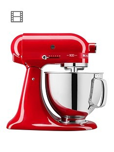 Save £175 at Very on KitchenAid KitchenAid Queen of Hearts 4.8-litre Stand Mixer