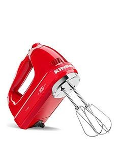 Save £30 at Very on KitchenAid KitchenAid Queen of Hearts 7-Speed Hand Mixer
