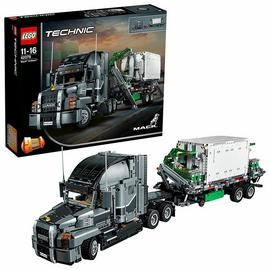 Save £41 at Argos on LEGO Technic Mack Anthem Toy Truck Replica - 42078