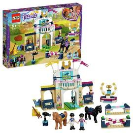 Save £12 at Argos on LEGO Friends Stephanie's Horse Jumping Playset - 41367
