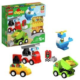 Save £6 at Argos on LEGO DUPLO My First Car Creations Building Set - 10886
