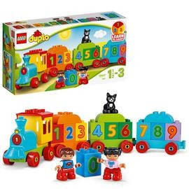 Save £5 at Argos on LEGO DUPLO My First Number Train Toy Building Set - 10847