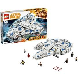 Save £45 at Argos on LEGO Star Wars Kessel Run Millennium Falcon Toy - 75212