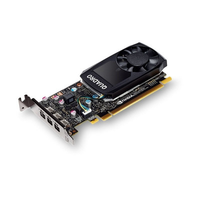 Save £24 at Ebuyer on PNY NVIDIA Quadro P400 DP 2GB GDDR5 Graphics Card