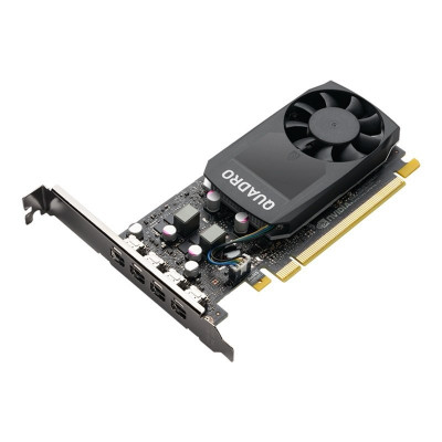 Save £66 at Ebuyer on PNY NVIDIA Quadro P1000 4GB GDDR5 Graphics Card