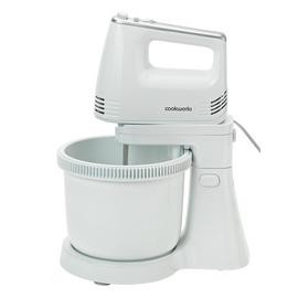 Save £5 at Argos on Cookworks Hand and Stand Mixer - White