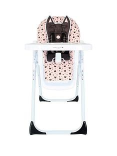 Save £20 at Very on My Babiie My Babiie Abbey Clancy Catwalk MBHC8ACBC Black Cats Highchair