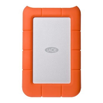 Save £39 at Scan on LaCie Rugged Mini 5TB Portable External USB 3.0 Hard Drive