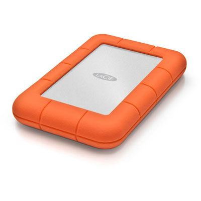 Save £10 at WEX Photo Video on LaCie Rugged Mini Portable Hard Drive - 2TB