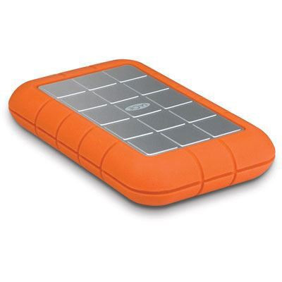 Save £20 at WEX Photo Video on LaCie Rugged Triple USB 3.0 Portable Hard Drive - 1TB