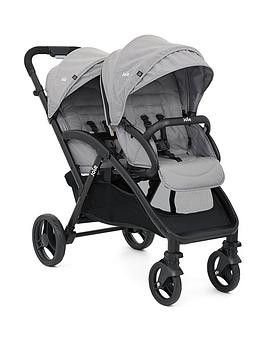 Save £50 at Very on Joie Evalite Duo Stroller - Grey Flannel