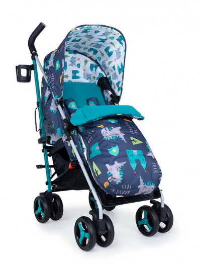 Save £20 at Argos on Cosatto Supa 3 Stroller - Dragons Kingdom