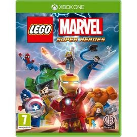 Save £9 at Argos on LEGO Marvel Super Heroes Xbox One Game