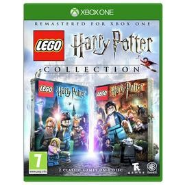 Save £9 at Argos on LEGO Harry Potter: Years 1 to 7 Xbox One Game
