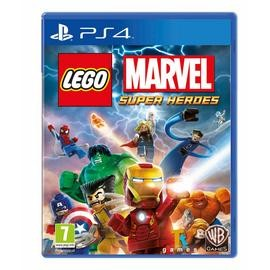 Save £9 at Argos on LEGO Marvel Super Heroes PS4 Game
