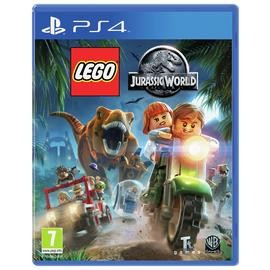 Save £9 at Argos on LEGO Jurassic World PS4 Game